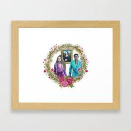 Queen Bey Christmas Holidays Holibeys Apeshit Formation Lemonade Framed Art Print
