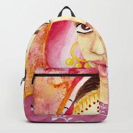 India Bride - Ethnic Art Backpack
