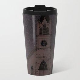 Church Nightscape 2 Travel Mug