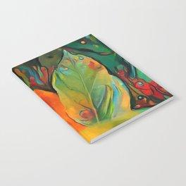 Feathered Sunshine Notebook