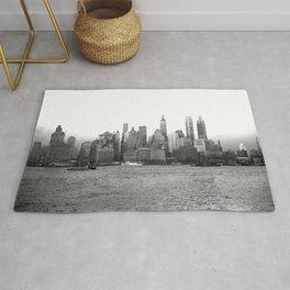 Lower Manhattan, New York City. 1941 Rug