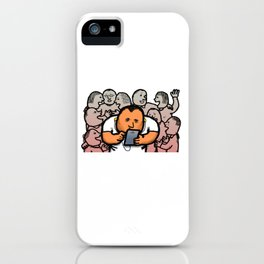 Cellphone Social Media Isolation iPhone Case