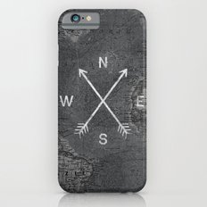 Compass (Map) iPhone 6 Slim Case