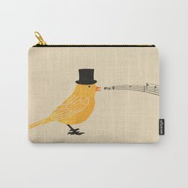 Classical Canary  Carry-All Pouch