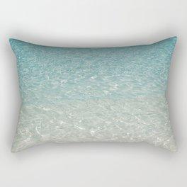Crystal Clear Rectangular Pillow