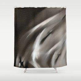 Tempus Fugit #abstract #sabidussi #artprints #society6 Shower Curtain