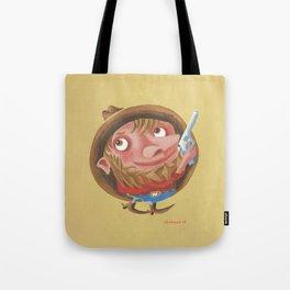 Sagittarius (ocher) Tote Bag