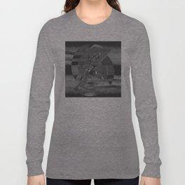 mary vicodin Long Sleeve T-shirt