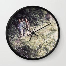 Fishmans – Long Season Wall Clock