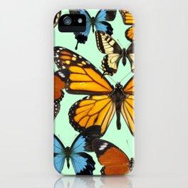 Mariposas- Butterflies iPhone Case