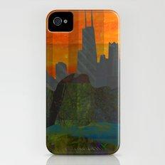 Sunset City (Chicago) Slim Case iPhone (4, 4s)