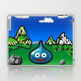 A Slime Draws Near! Laptop & iPad Skin