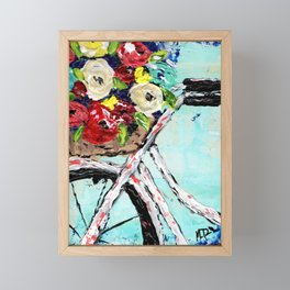 Special Delivery Framed Mini Art Print