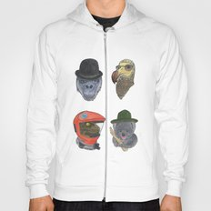 A Tribute To Stanley Kubrick Hoody