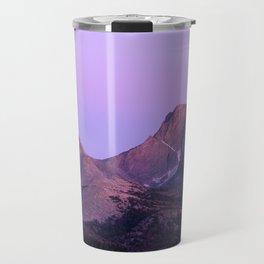 Twilight in the Wind River Range Travel Mug