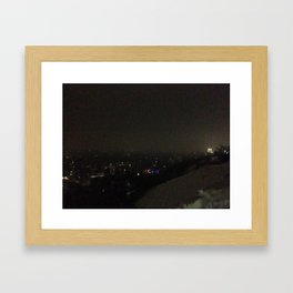 Logan LDS Temple Framed Art Print