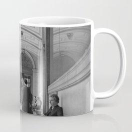 Een arcade bij de Sorbonne, Bestanddeelnr 254 2117 Coffee Mug