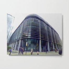 The Walbrook Building Metal Print