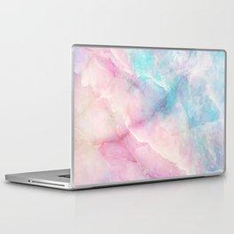 Iridescent marble Laptop & iPad Skin