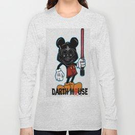 Darth Mouse Long Sleeve T-shirt