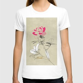 The rose and the lily T-shirt
