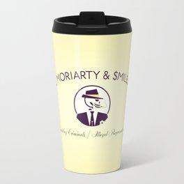 Consulting Criminals Travel Mug