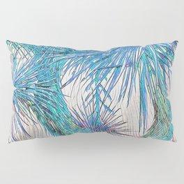 Joshua Tree VGBlue by CREYES Pillow Sham