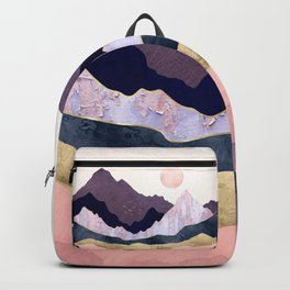 Mauve Mist Backpack