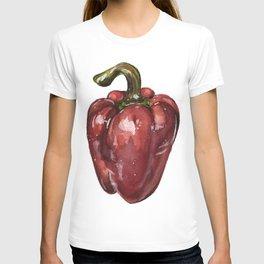 Red Bell Pepper T-shirt
