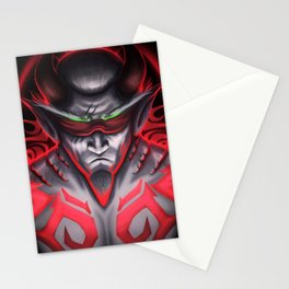 The Demon Hunter Stationery Cards