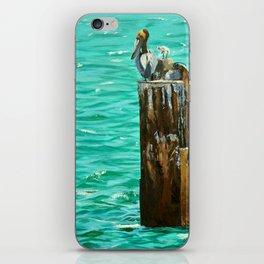 Boca Birds iPhone Skin
