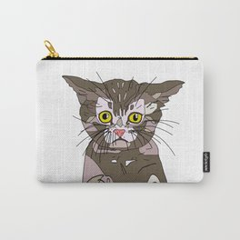Maine Coon Kitty Carry-All Pouch