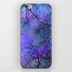 Sky dreams. Serial. Blue iPhone & iPod Skin