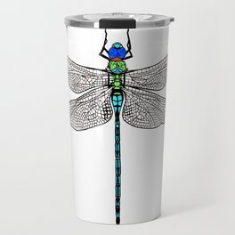 Emperor Dragonfly Travel Mug