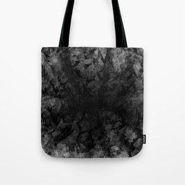 Abstract Radial Gradation Tote Bag