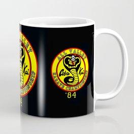 cobra kai karate clan Coffee Mug