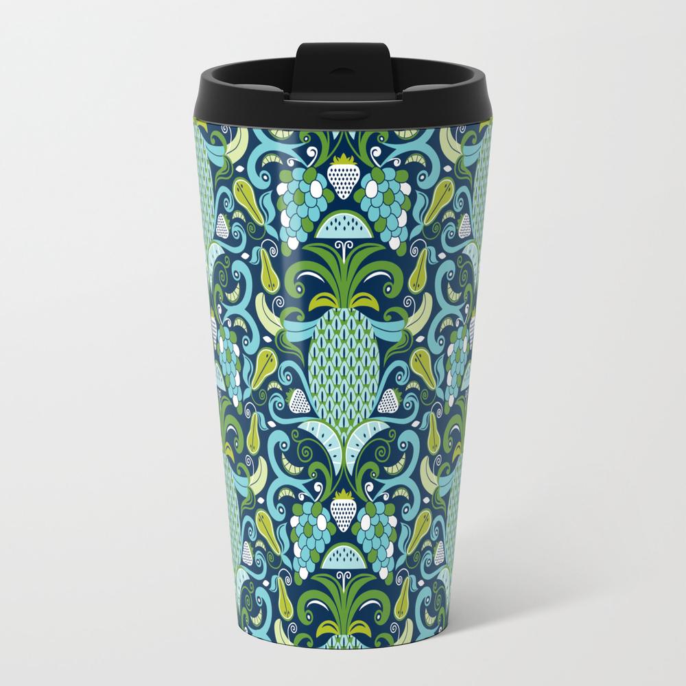 Ambrosia Blue Travel Mug TRM8024150