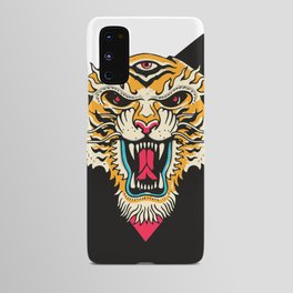 Tiger 3 Eyes Android Case