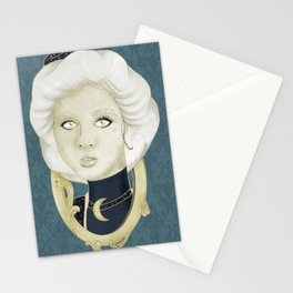 MOON SERIES: 1900s Stationery Cards