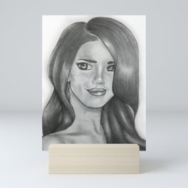 Lana Mini Art Print