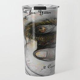 His Indescribable Gift Travel Mug