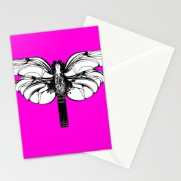 "Koloman (Kolo) Moser ""Butterfly design"" (1) Stationery Cards"