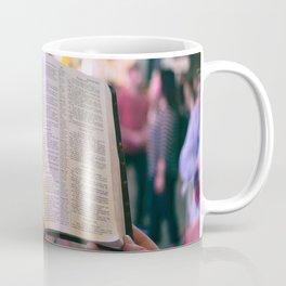 Street Preaching Coffee Mug