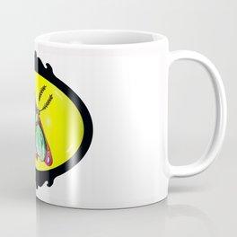 Jewel Moth Coffee Mug