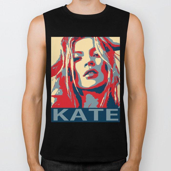 Kate moss Biker Tank