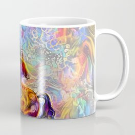Polychrome Pony Coffee Mug