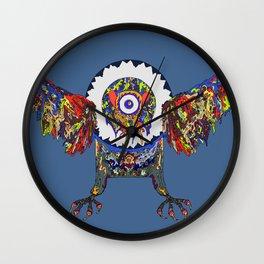 Eagle Eye Wall Clock