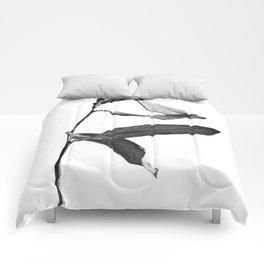 WABI SABI Dead Leaves. Comforters