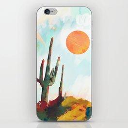 Desert Day iPhone Skin