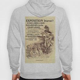 Expo Commerce Paris 1893 Hoody